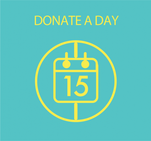 Donate a day
